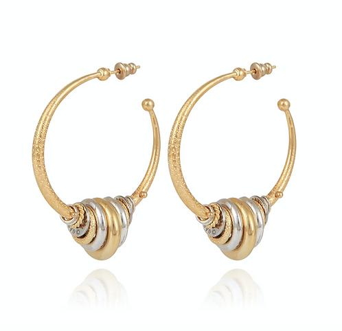 Boucles d'oreilles MARANZANA - Gas Bijoux