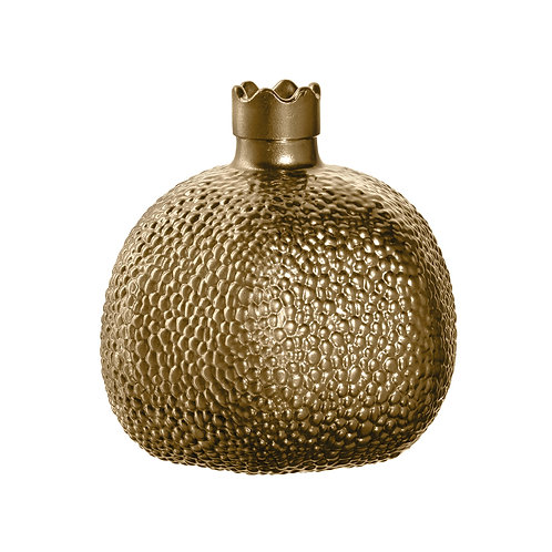 Vase Grenade - Gold