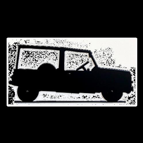Silhouette - Mehari Citroën