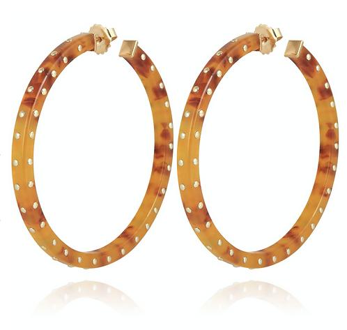 Boucles d'oreilles HÉLIOS - Gas Bijoux