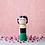 Thumbnail: Kokeshi Doll - Frida