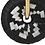 Thumbnail: Boucles d'oreilles AMALFI - Gas Bijoux