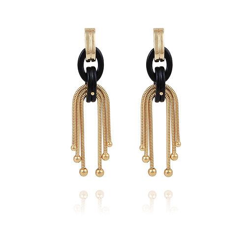 Boucles d'oreilles MAMBA - Gas Bijoux