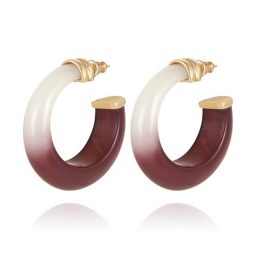 Boucles d'oreilles ABALONE - Gas Bijoux