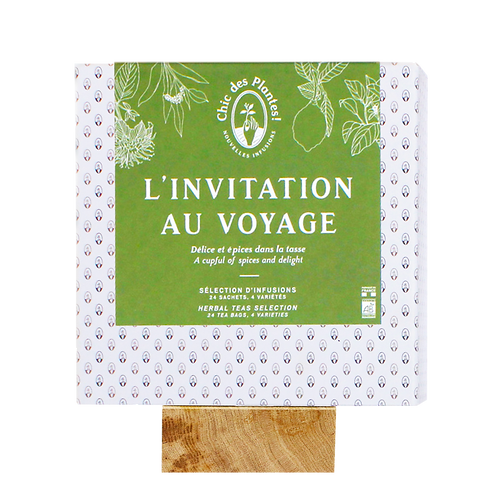 Coffret - L'Invitation au Voyage