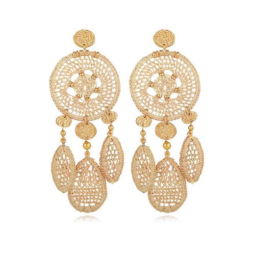Boucles d'oreilles FANFARIA - Gas Bijoux