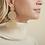 Thumbnail: Boucles d'oreilles ONDE GOURMETTE - Gas Bijoux