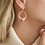 Thumbnail: Boucles d'oreilles MARANZANA MINI - Gas Bijoux