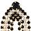 Thumbnail: Boucles d'oreilles TRÉVISE - Gas Bijoux