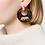 Thumbnail: Boucles d'oreilles TIGRE - Gas Bijoux