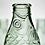 Thumbnail: Bouteille FISH&FISH - Verte Transparente