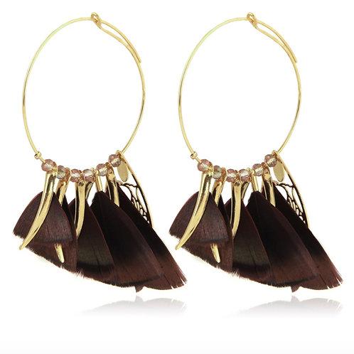 Boucles d'oreilles MARLY - Gas Bijoux
