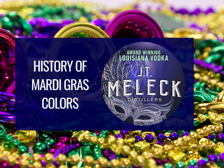 History of Mardi Gras Colors