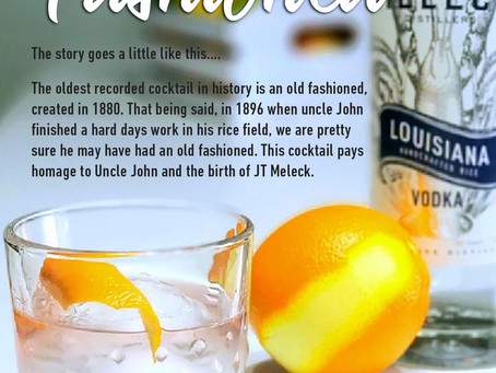 Uncle John's Old Fashioned