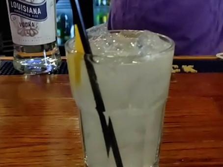Lemon Fizz Cocktail Recipe