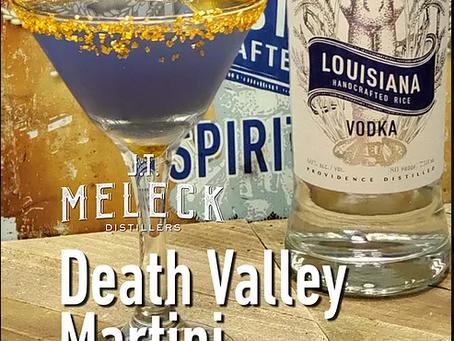 Death Valley Martini