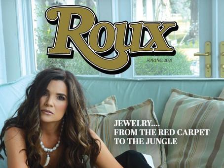 Roux Magazine Launch Party