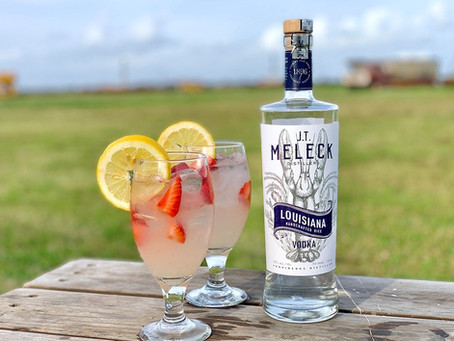 JT Meleck's 5-Minute Spiked Lemonade