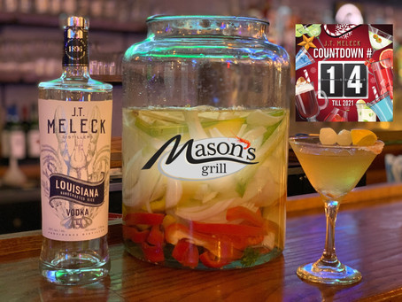 Mason Grill's Cajun Gibson