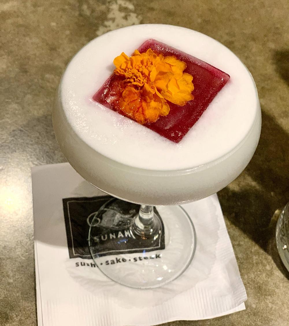 Cocktail and JT Meleck Vodka