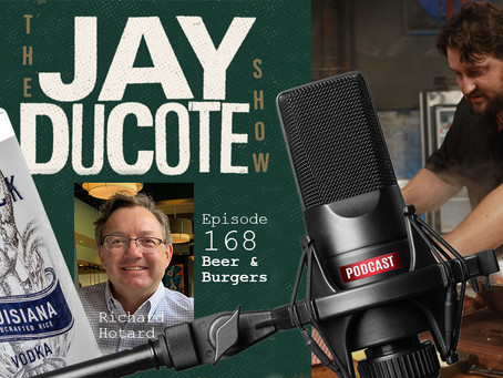 JT Meleck Distillers on the Jay Ducote Show