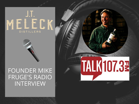 Radio Interview with Founder Mike Fruge
