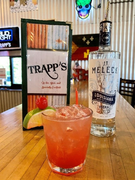Trapp's Cherry Limeade