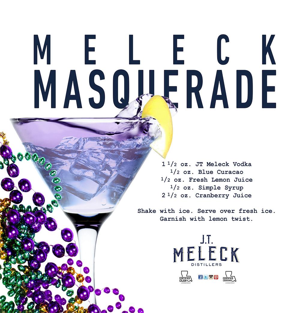 JT Meleck's Meleck Masquerade