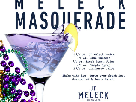 "JT Meleck's ""Meleck Masquerade"" Featured by 99.9 KTDY"