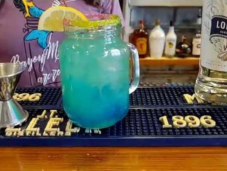 Summer Cocktail Idea: The Bayou Mermaid