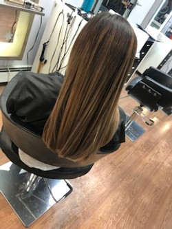 Balayage-Ombre by Erica