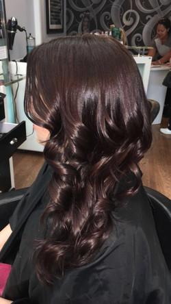 Haircoloring by Julz