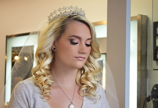 Bridal Hair Styling & Makeup