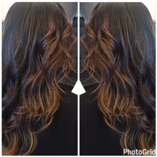 Balayage done by Yoly