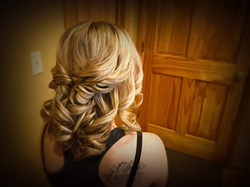 Special Occassion Hairstyling by Erica