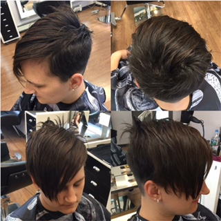 Haircut by Julz