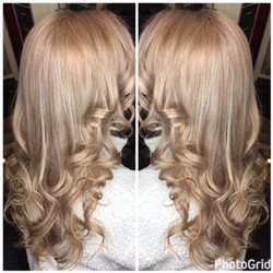 Blonde Highlights done by Julz