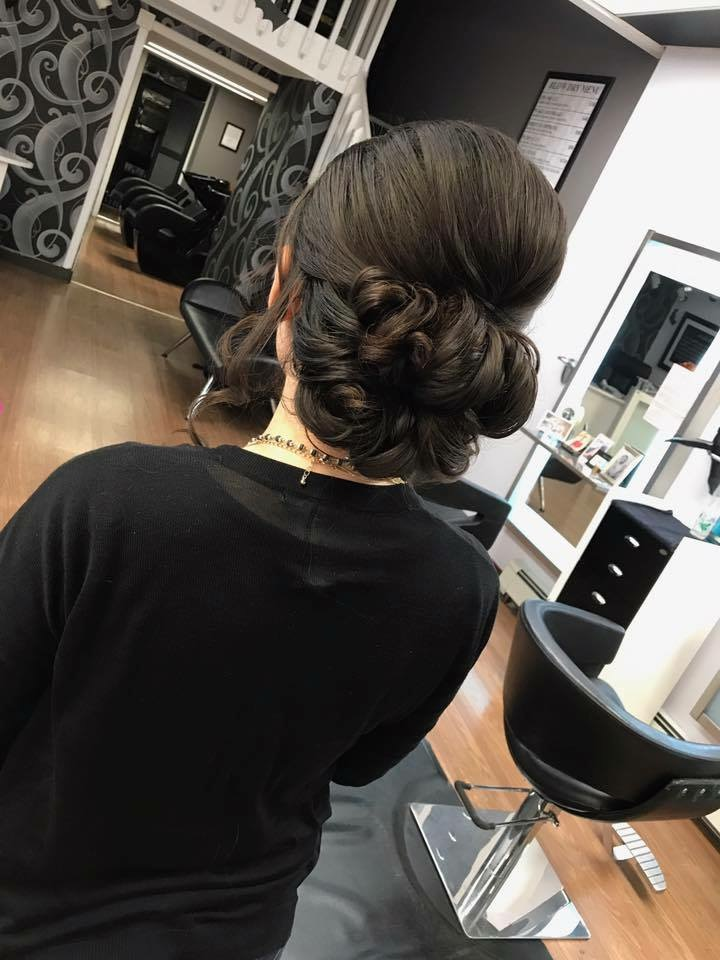 Updo by Erica