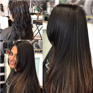 Brazilian Blowout by Michele