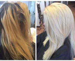 Blonding by Yoly