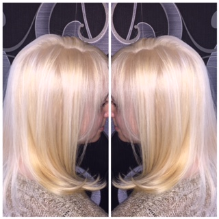 Blonde Coloring by Yoly