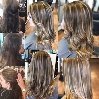 Balayage by yoly