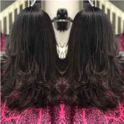 Layered Haircut by Ariana