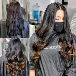 Hair Extensions by Ariana