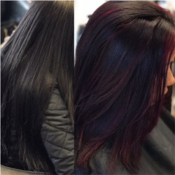Wild Orchid Balayage by Yoly