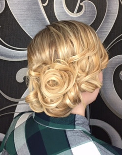 Formal Updo done by Julz