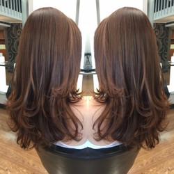 Layered Haircut by Julz