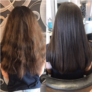 Hair Smoothing by Michele
