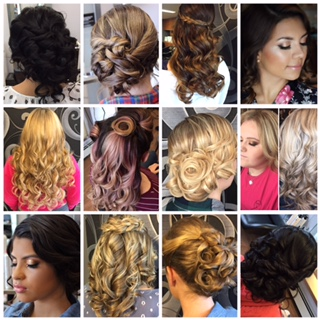 All About Prom Hairstyling