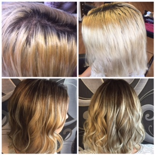 Smudge Roots Highlights by Yoly